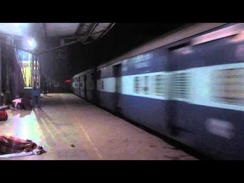 12488 Anand Vihar - Jogbani Seemanchal Express !!