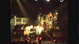 Red Hot Chili Peppers - Toronto 1991 4 of 7 No Head No Backstage Pass