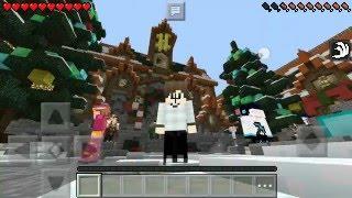 NIAT BUILD GAK SIH! | Build Battle Minigames MCPE - Minecraft Indonesia