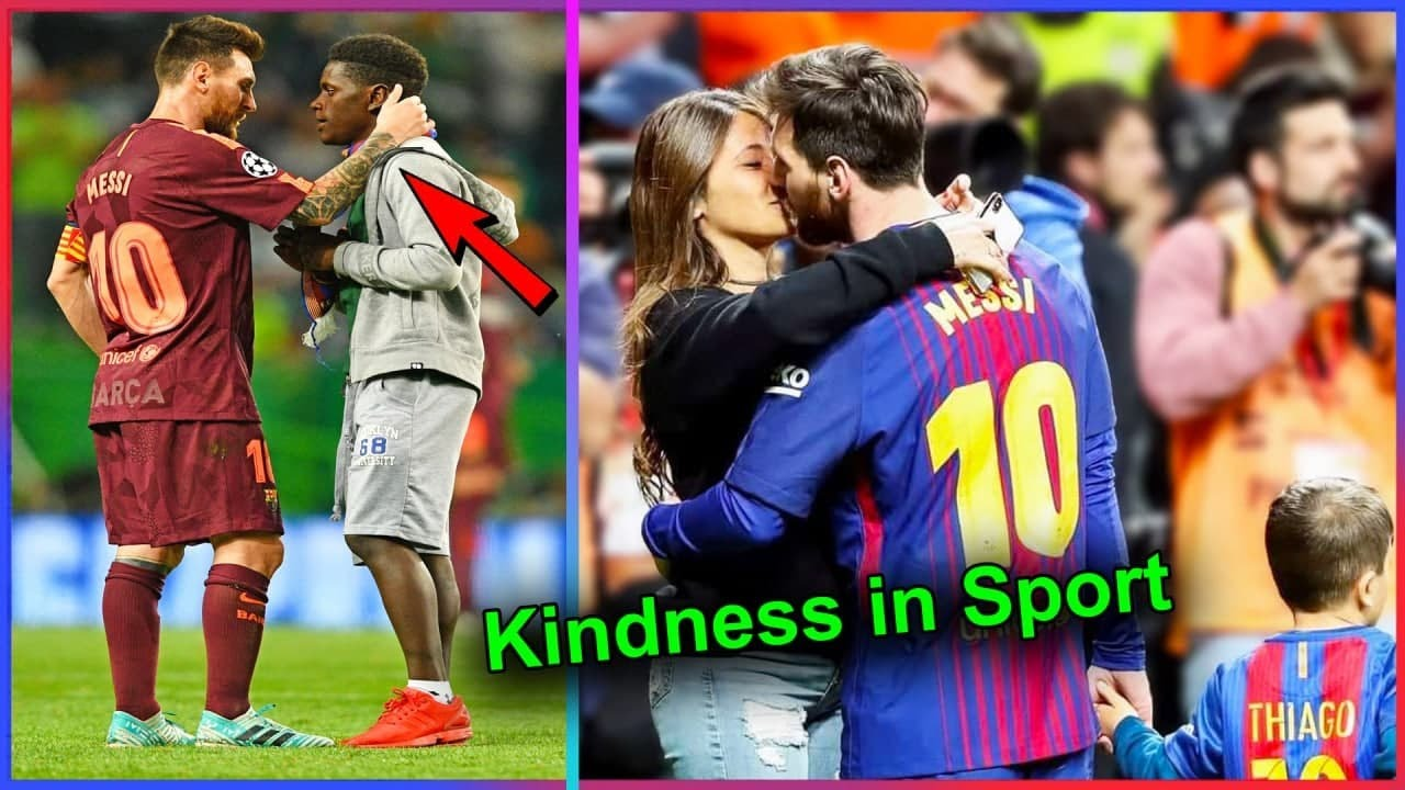 20 BEAUTIFUL MOMENTS OF RESPECT IN SPORTS 💪 | Acts of Kindness 😭😢🥺