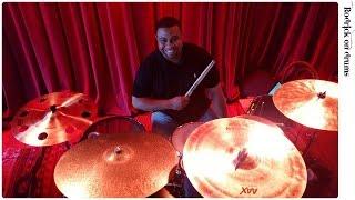 Rod P Drum Solo