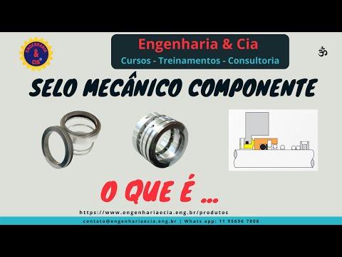 O Que é Selo Mecânico Componente – Bomba Centrifuga