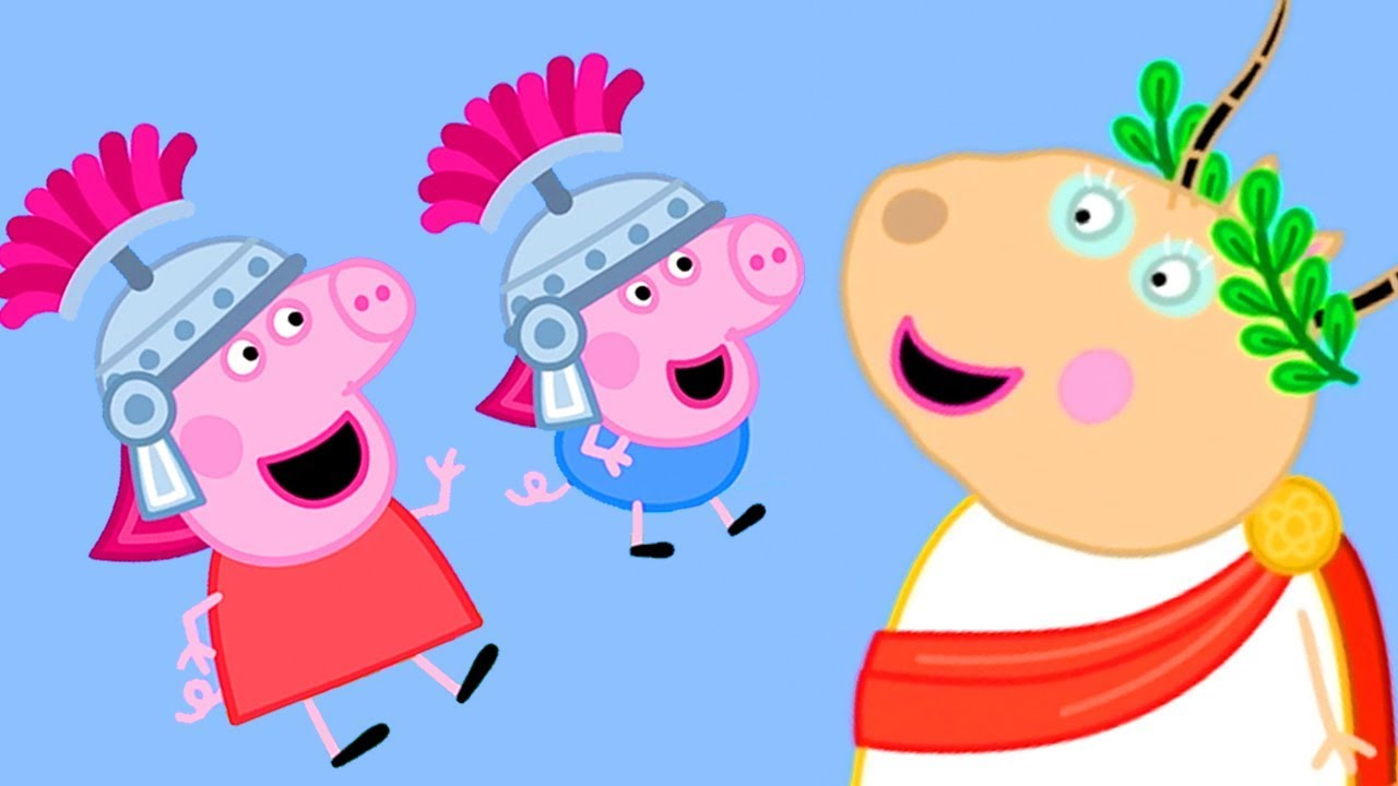 Peppa Pig Official Channel ⭐️NEW SEASON ⭐️Peppa Pig's New Year's Dress Up Party #1