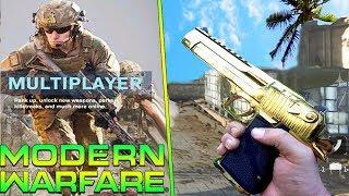 """""""MODERN WARFARE"""" (2019) MULTIPLAYER GAMEPLAY!! // Call of Duty: Modern Warfare"""