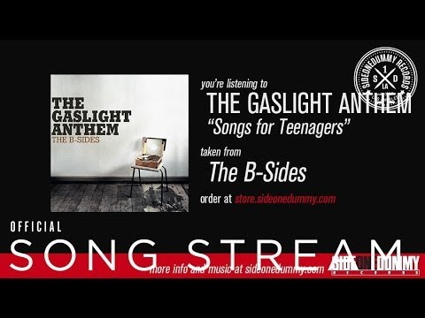 The Gaslight Anthem - Songs for Teenagers