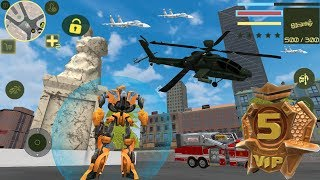 Rise Of Steel | Naxeex | HELICOPTER BATTLE Android Gameplay HD