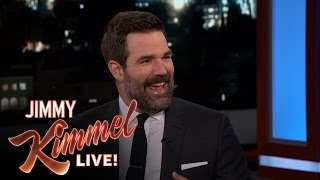 Rob Delaney on Living in London and Carrie Fisher