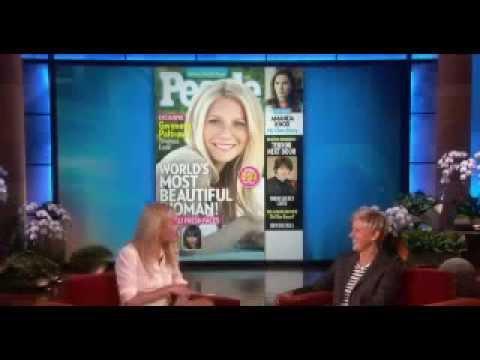 Gwyneth Paltrow's Kids Know Jay-Z on Ellen Show