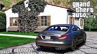 Реальная Жизнь в GTA 5 - КУПИЛ НОВЫЙ ДОМ ЗА 70,000$ !!! ПОКАЗЫВАЮ ШИКАРНЫЙ ИНТЕРЬЕР ...