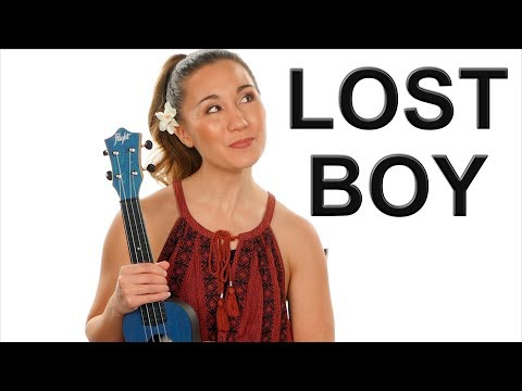 Lost Boy - Ruth B - Easy Fingerpicking, Chords, And Play Along