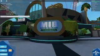 Universal Studios Roblox-Teil 1