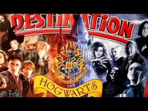 Destination Hogwarts | Board Game | BoardGameGeek