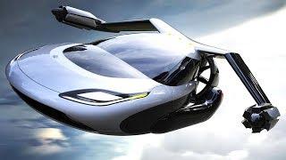 Летающий Автомобиль Будущего Terrafugia TF-X 2025 Реальность или Фантастика(, 2018-02-06T16:21:53.000Z)