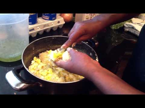 Auntie Fee's Potato salad