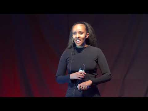 World Peace Is Not a Myth | Rut Yirdaw | TEDxSSE