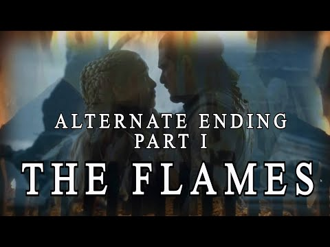 """Cancelled Game Of Thrones Fan-Made Alternate Ending - """"The Flames"""""""