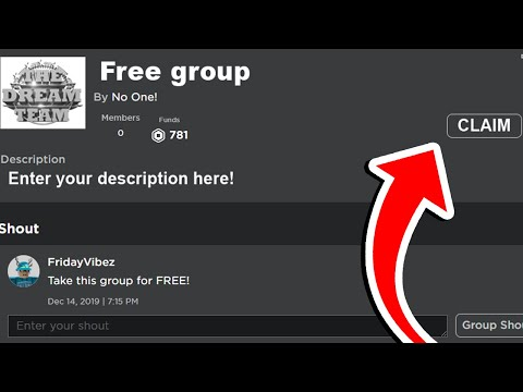 How To Get Roblox Groups With Group Funds Robux In Them Youtube