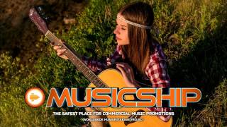 ACOUSTIC Guitar Chilled Track!   MUSICSHIP WORLDWIDE   #1 Royalty Free Music Downloads