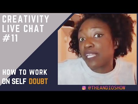 Creativity Live Chat Topic #10 - Open Topic