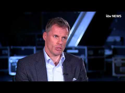 Former Liverpool defender Jamie Carragher 'devastated' over spitting incident | ITV News