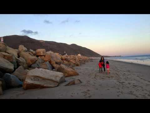 Santa Barbara Sea Cliff and El Capital Beach RV Day Camp