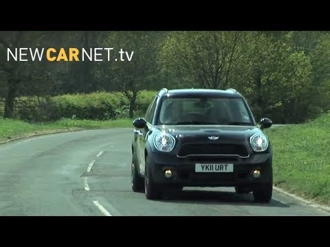 MINI Countryman : Car Review