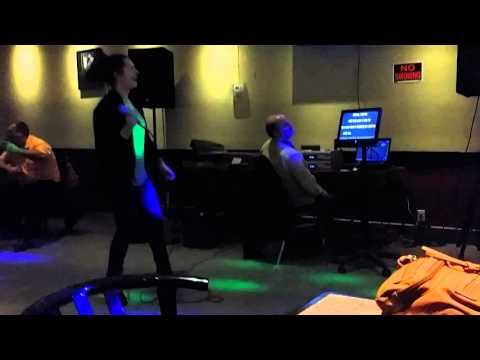 Karaoke girls gone wild (in the Portuguese bar)