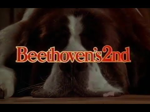 Download Beethoven's 2nd (1993) - Home Video Trailer