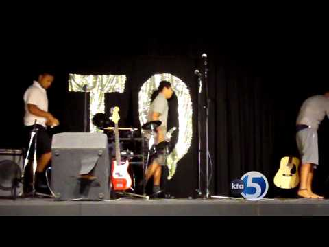 "Kaitaia College Talent Quest 2012 - Tuesday ""Band Day"""