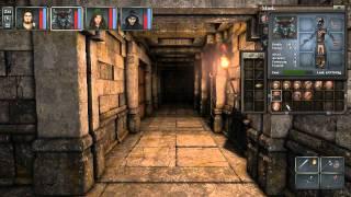 Legend of Grimrock Beta Trailer