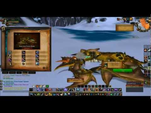WoW Time-Lost Proto Drake Hunting - 6 Hour Spawn Time?