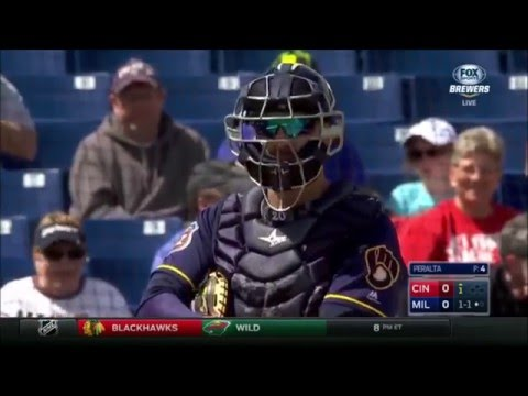 Jonathan Lucroy highlights
