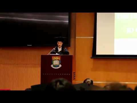 HKU Juris Doctor Graduation Speech 2012