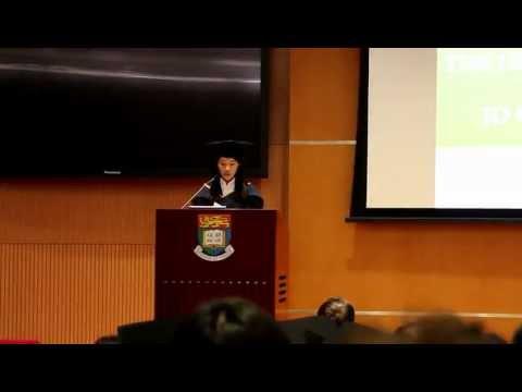 HKU Juris Doctor Graduation Speech 2012