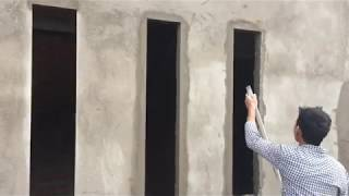 Excellent building technology - the way the walls are decorated becomes more beautiful thumbnail