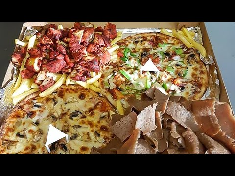 THE WORLD'S BIGGEST KEBAB MUNCH BOX (Ultimate Kebab Shop Challenge) | BeardMeatsFood