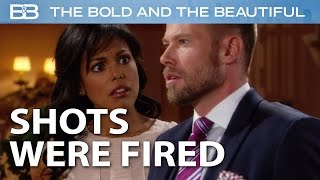 The Bold and the Beautiful / Shots Were Fired