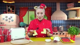 Как приготовить бутерброд для Деда Мороза