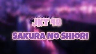 Lirik JKT 48 Sakura No Shiori Pembatas Buku Sakura