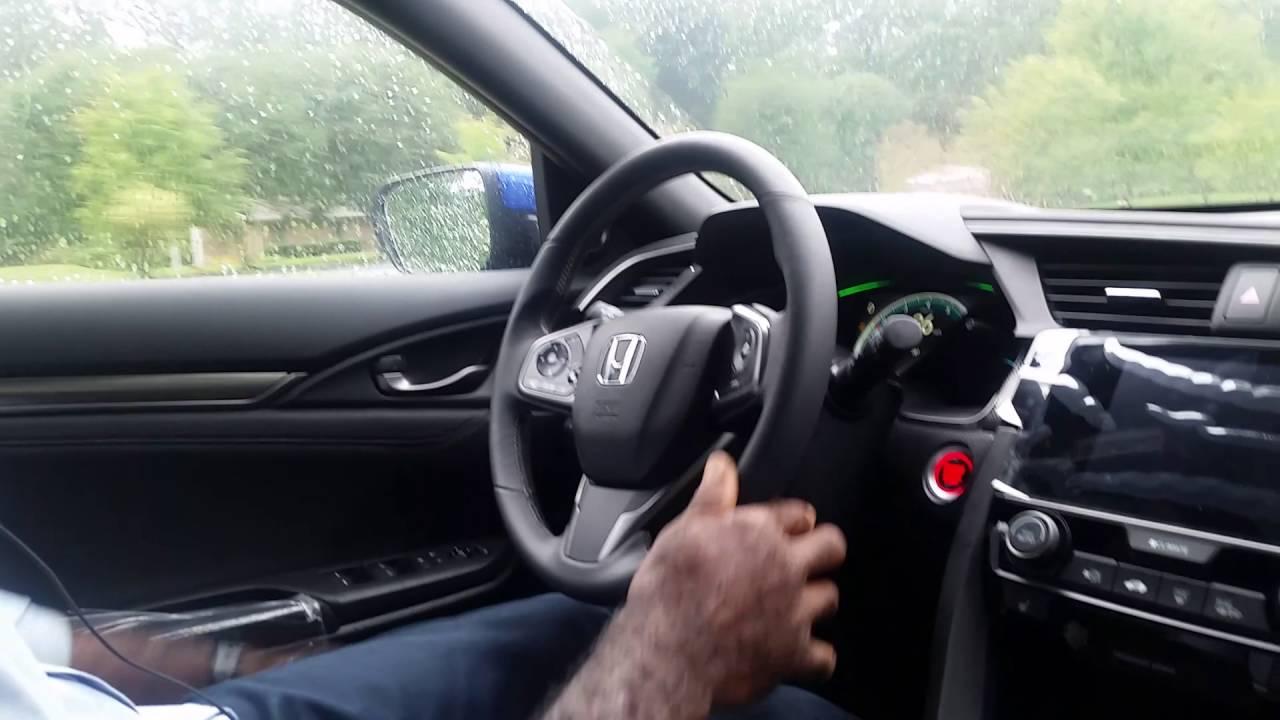 2017 Honda Civic Hatchback Ex L Navi You