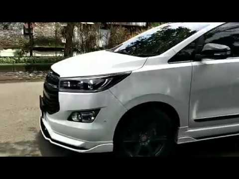 bodykit all new kijang innova harga grand avanza g 2016 keren reborn youtube
