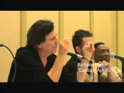 FOG! Presents The Original BATTLESTAR GALACTICA Reunion at RI Comic Con