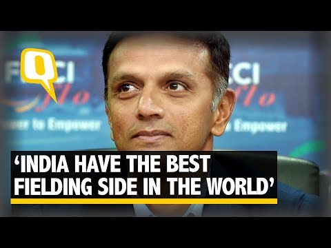 Dravid on the League System in Cricket, India's Fielding & More - The Quint