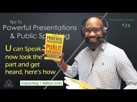 Facial Expressions In Public Speaking – Smile & Express