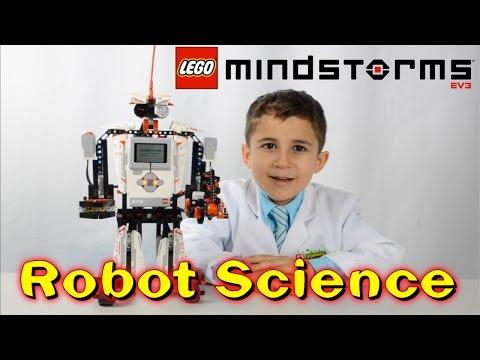 Lego Mindstorms EV3 Everstorm Robotics and Programming for kids Ep 25
