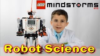 Lego Mindstorms EV3 Everstorm Robotics and Programming for kids Ep 25