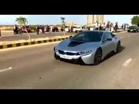 Bmw I8 2018 From Karachi Youtube