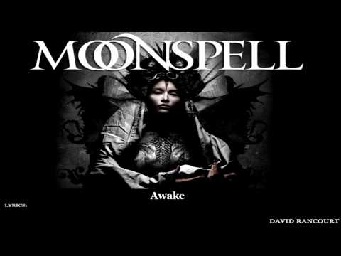 Music video Moonspell - Awake