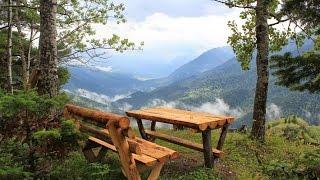 Отдых на Кавказе. Горный кемпинг