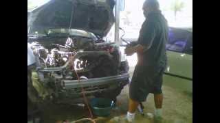 reparacion AC CRV 09 EN AUTO AIRE ORIENTAL